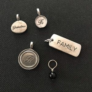 Origami Owl Tags